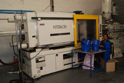 Custom Plastic Injection Moulding in Cape Town | Tooltech
